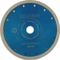 Диск алмазный отрезной Hilberg Ультра тонкий турбо X тип 200*10*25,4*1,7  (переходное кольцо на 22,23 мм)